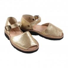 Minorquines Sandales Frailera Boucle-listing