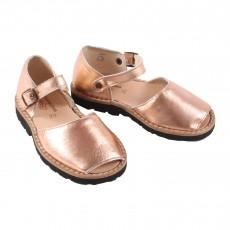 Minorquines Frailera buckle sandals-listing