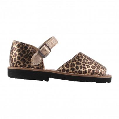 Minorquines Sandales Frailera Boucle Jaguar-listing