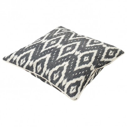 Liv Interior Cotton cushion - black-listing