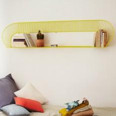 Petite friture Loop shelf - white-listing