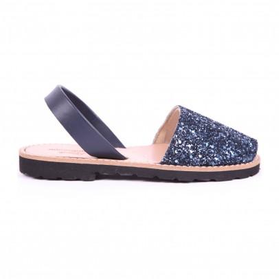 Minorquines Glitter Avarca sandals-listing