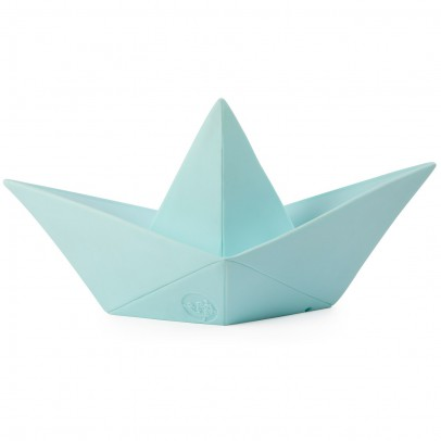 Goodnight Light Mint Green Boat Lamp-listing