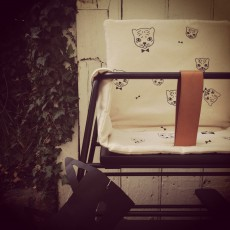 Budtzbendix Cuscino Gatto per Tower chair di Audrey Jeanne-listing