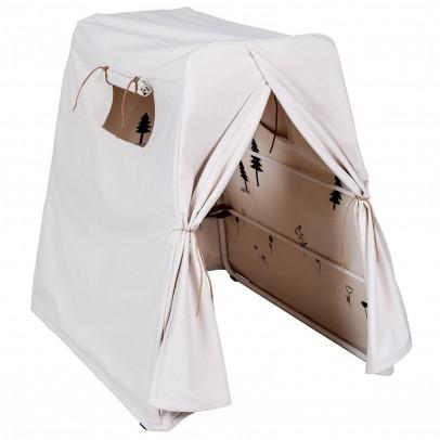 Budtzbendix  Zeltplane für Changing Tower von Audrey Jeanne -listing
