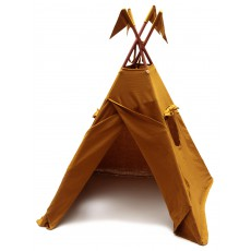 product-Numero 74 Cotton teepee - mustard yellow