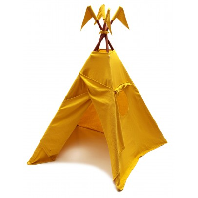 Numero 74 Cotton teepee - sunflower yellow-listing