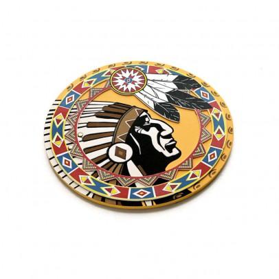 Lion Touch Escudo de indio-listing