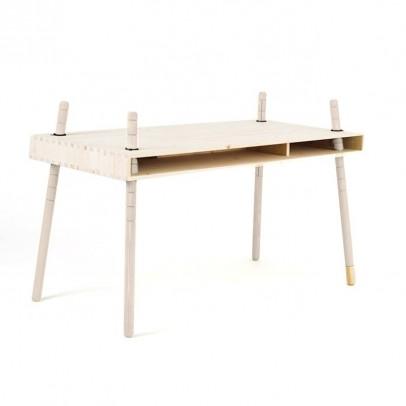 Perludi Caspar desk - white-listing