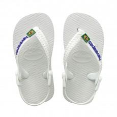 Havaianas Infradito Baby Logo Brasile-listing