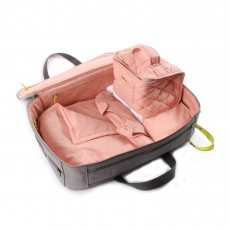 product-Sweetcase Maternity case with a chic bag - pink