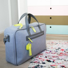 Sweetcase Maternity case with a chic bag - pink -listing