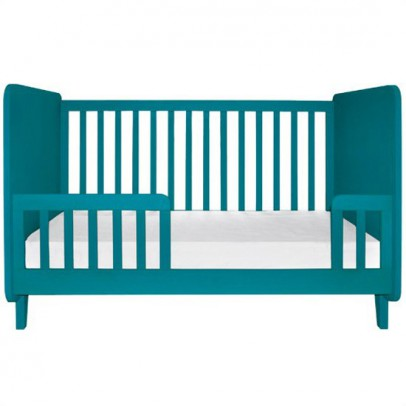 Laurette Umbauset Bett Accroche-Coeur 70x140 cm-blau -listing