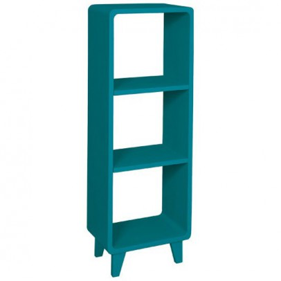 Columna Milhoja - Azul pato