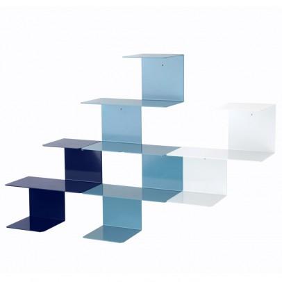 Hartô Etagères Linette - Bleu et bleu marine-listing