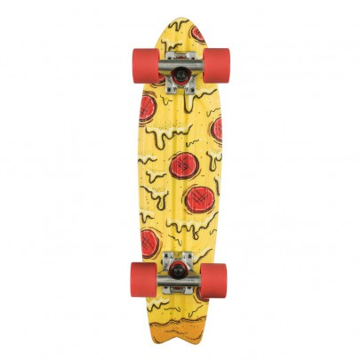 Globe Graphic Bantam Skateboard - Pizza-listing