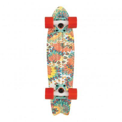 Globe Skateboard Graphic Bantam - Paon-listing