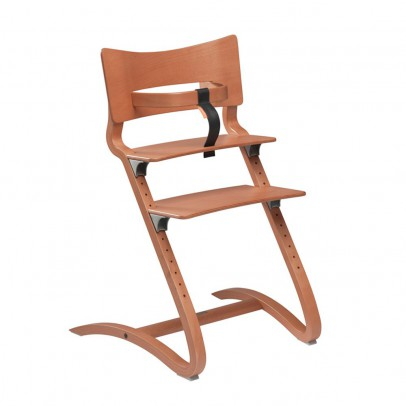 Leander Cherry Wood High Chair-listing