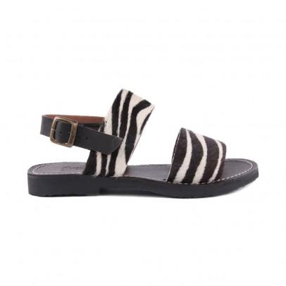 Petit Nord Zebra sandals-listing
