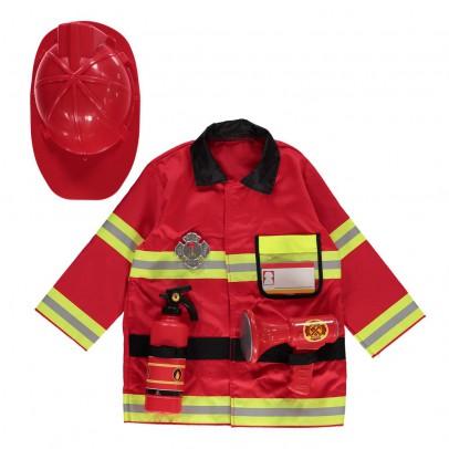 Melissa & Doug Feuerwehrmann Kostüm-listing