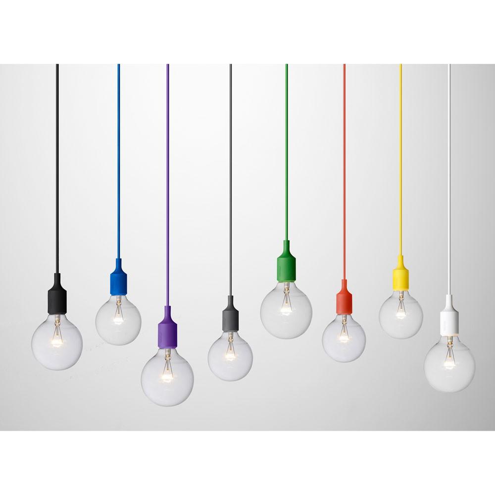Hanging lamp - grey-product