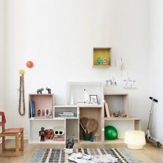 Muuto Aufbewahrungsmodul mit Boden - Esche -Medium -listing