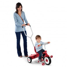Radio Flyer Tricycle Steer & Stroll-listing