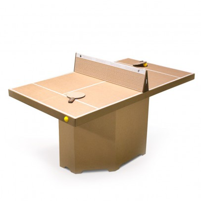 Smallable Toys Ping-Pong Tisch aus Karton-listing