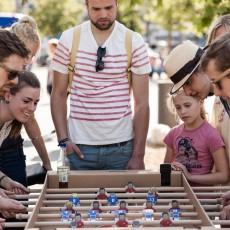 Smallable Toys Calcio-balilla in cartone-listing