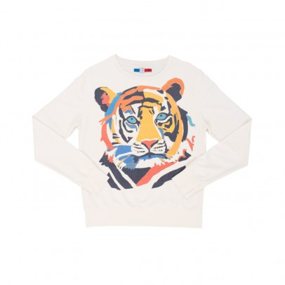 G.KERO Sweater Funky Tiger-listing