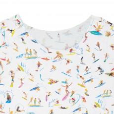 G.KERO Super Surfers T-shirt-listing