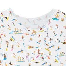 G.KERO T-Shirt Super Surfer -listing