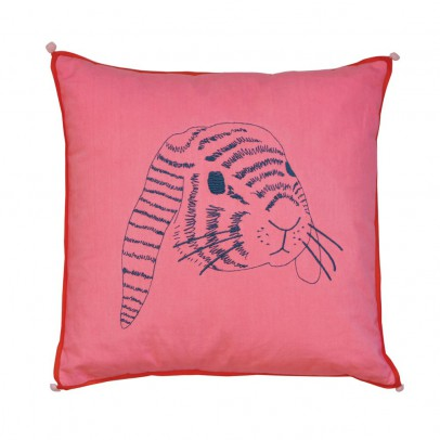 MIMI'lou Rabbit Head Cushion-product