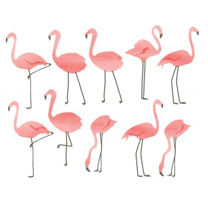 MIMI'lou Stickers Flamants roses-listing