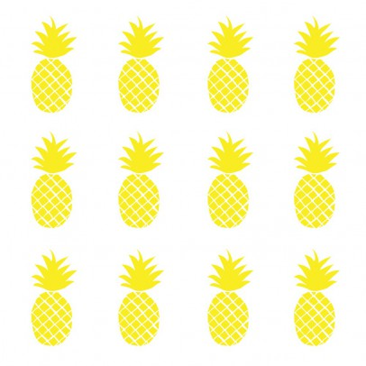 MIMI'lou Ananas Stickers -listing
