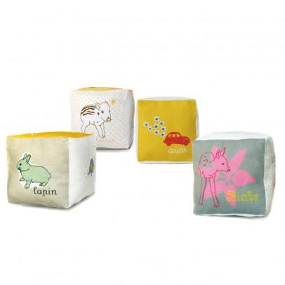 MIMI'lou Cubo de algodón con campana-listing