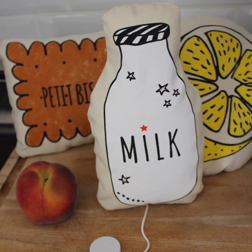 Annabel Kern Boîte à musique milk-product