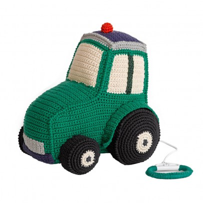 Anne-Claire Petit Caja musical tractor-product