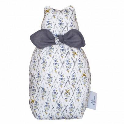 Blossom Paris Gran peluche Alfonso - Liberty azul mostaza-listing