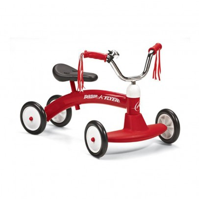 Radio Flyer Tricycle Scoot About-listing