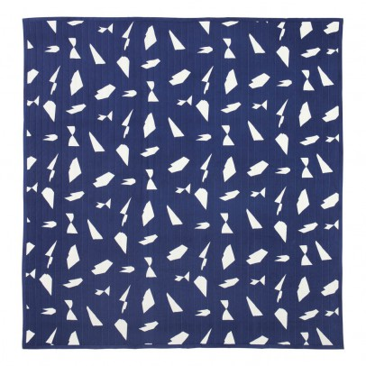 Ferm Living Cut Cushion - Blue - 235x245 cm-product