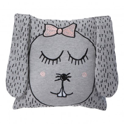 Ferm Living Mme Rabbit Cushion - 30x30 cm-product