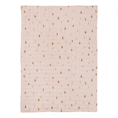 Ferm Living Couverture Cone - Rose - 70x100 cm-listing
