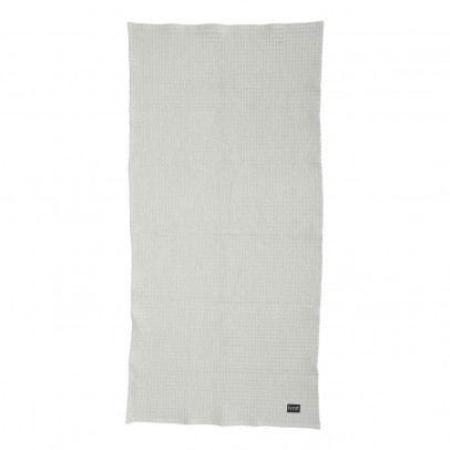 Ferm Living Toalla de baño - Gris clara - 70x140 cm-product