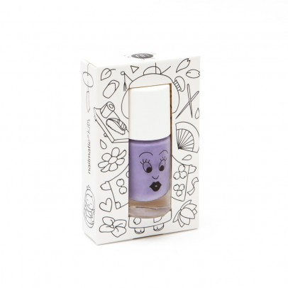 Nailmatic Kids Mauve Kanako nail varnish-listing