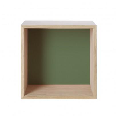 Muuto Module de rangement frêne avec fond - Medium-listing