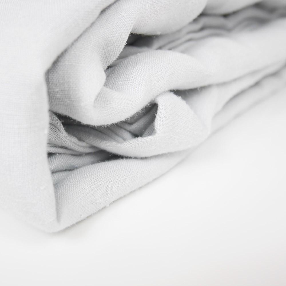 Housse de couette lin gris-product
