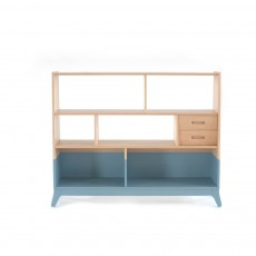 Nobodinoz Bookcase - Blue-product