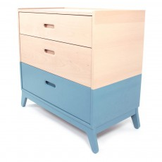 Nobodinoz Commode 3 tiroirs - Bleu-product