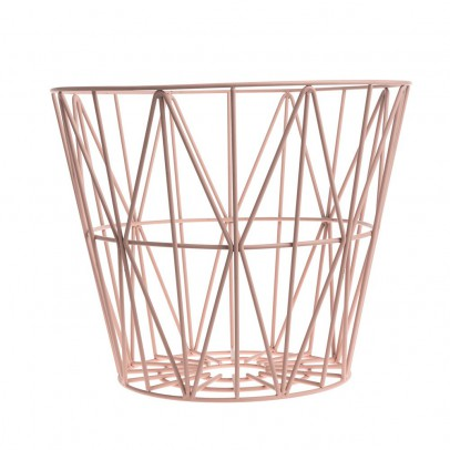 Ferm Living Panier Wire moyen --listing